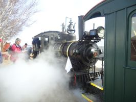 Day 19: Apron of Steam by 736berkshire