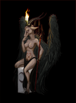 Baphomet by drawitout