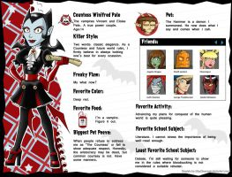 Under High Profile: Countess Winifred Pale by BloodyWilliam