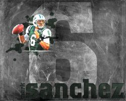 Mark Sanchez by cotrackguy