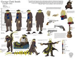 George Smith Character Sheet by Thagirion