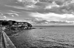 Bare Island Fortification, Botany Bay by elaporterPhoto
