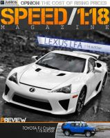 SPEED 1:18 Magazine Issue No.2 by FordGT