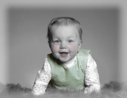 Happy Baby by GMCPhotography
