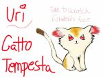 Gatto Tempesta by Kitsuneintheblizzard