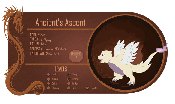 [PI] Ancient's Ascent - Asher by Aloulore