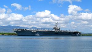 US NAvy Carrier Ship by ShadowYJ