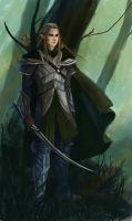 Glorfindel by LauraTolton