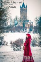 Little Red Riding hood and the  entchanted tower by SheevrasHain