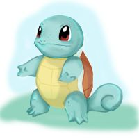 Squirtle by ItzAmandaYay
