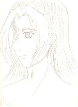 Sephiroth???? Maybe... by Aerith-n-Cloud