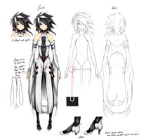 Kiri Concept Art|Reference Sheet by kiri-rxRai