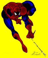 Spiderman #2 by james7371