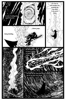 the Inner Earth vol3pg4 by judsonwilkerson