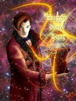 Doctor Who: Happy New Year by ChikKV