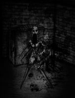 Nightmare In The City Of Savages by Pyramiddhead