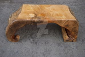 Miller time coffee table by N8grafica