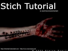 Stiches tutorial by chaintech