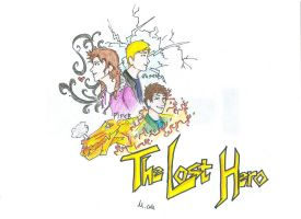 The Lost Hero by Michiru-chan23