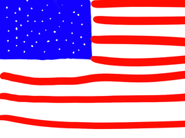 Flag of the USA by Planet-i-Studios
