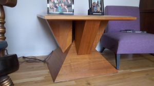 Pyramid table by yippee5000