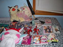 My loot by Angelicstubborness