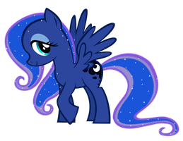 Lunarshy 2 vector by Durpy