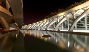 City of Arts and Sciences by provakat