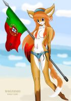 Furries Portugal by WOLF8989