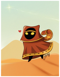 Journey Chibi by SNathy