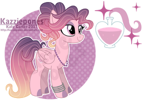 Love Potion Valentine's Theme [CLOSED] by Kazziepones