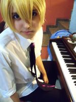 Tamaki's 'I want you' look by M00-chan
