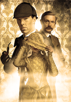 Sherlock The Abominable Bride by ChristopherOwenArt