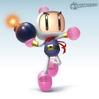 Bomberman Smashified by hextupleyoodot