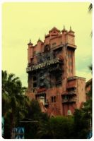 The Hollywood Tower Hotel by sawak