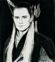 It's Legolas... by tigeress66