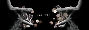 Greed by Markymock