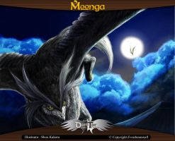 Moonga - Flying Attack by moonga