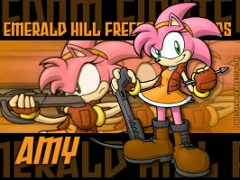 Emerald Hill - Amy by TheVirusAJG