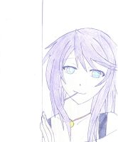 Mizore Shirayuki 2 (color) by brunothealmighty