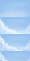 Clouds [Step by step] by Ghst-qn