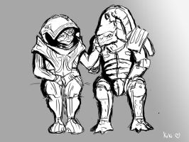 S.S. Future for the Krogan by Kiki-Yuyu