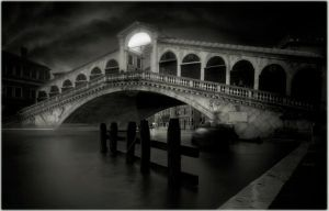 Rialto Bridge by spare-bibo