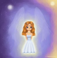 Angel of Peace by ChildOfMoonlight