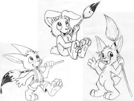 Inkbunny suggestions by pandapaco