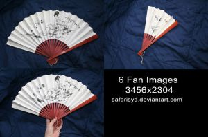 Red Fan Stock Pack - Fixed by SafariSyd