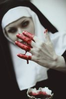 Nun Fetish by Elena-NeriumOleander
