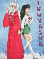 Inuyasha:.. Protect me by SS-Chan