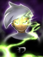 Danny Phantom by Xandreita93X