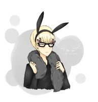 Dae bunny by peangpong